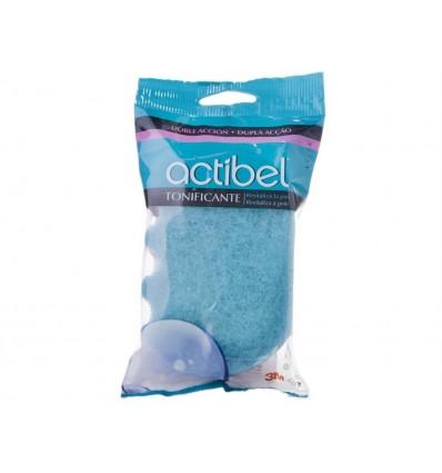 Esponja de Baño Accion Tonificante Actibel Bolsa 1 unidad