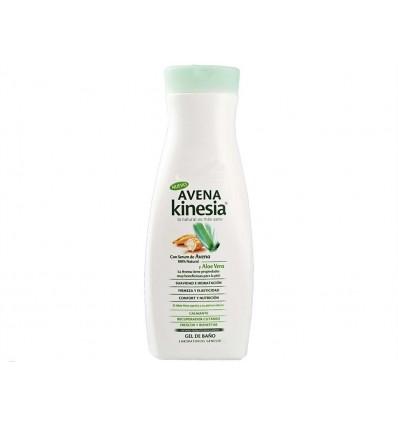 Gel Calmante con Avena y Aloe Vera 100% Natural Kinesia Botella 650ml