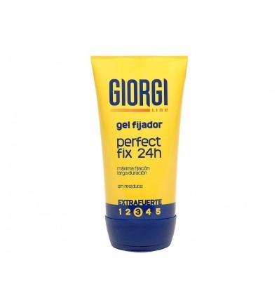 Gel Fijador Perfect Fix 24h Extra Fuerte Giorgi Bote 150ml