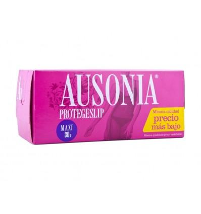 Protegeslip Maxi Ausonia Caja 30 unidades