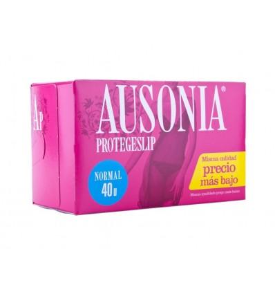 Protegeslip Normal Ausonia Caja 40 unidades