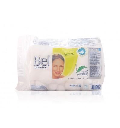 Algodon Desmaquillante con Aloe Bel Bolsa 70 unidadess