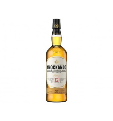 Whisky Knockando Botella 700ml