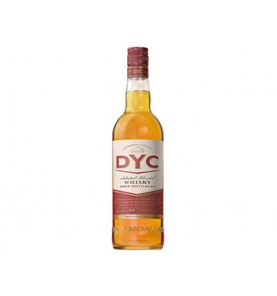 Whisky Doble Destilacion DYC Botella 700ml