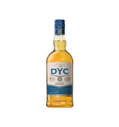 Whisky 8 Años DYC Botella 700ml