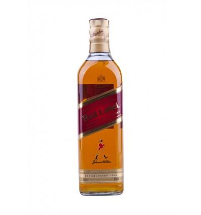 Whisky Etiqueta Roja Johnnie Walker Botella 700ml