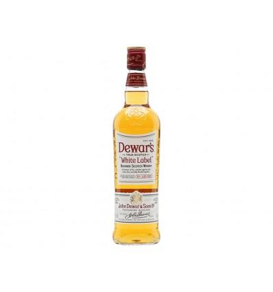 Whisky Escocés White Label Botella 700ml