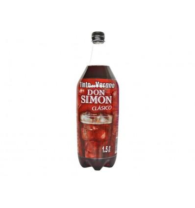 Tinto de Verano Clasico Don Simon Botella 1,5l