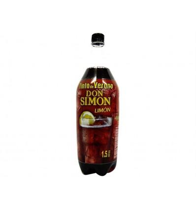 Tinto de Verano con Limon Don Simon Botella 1,5l
