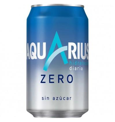 Aquarius Sans sucre 33 Cl