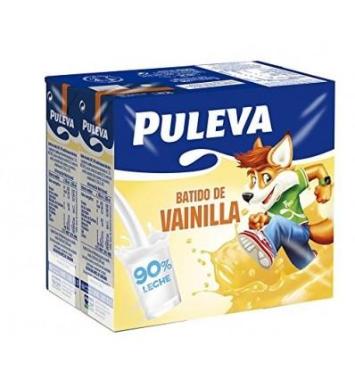 Milky drink Puleva Vanilla Mini-brik Pk-6 200