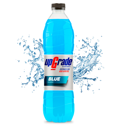 Bebida Isotonica Upgrade Blue 500 ML