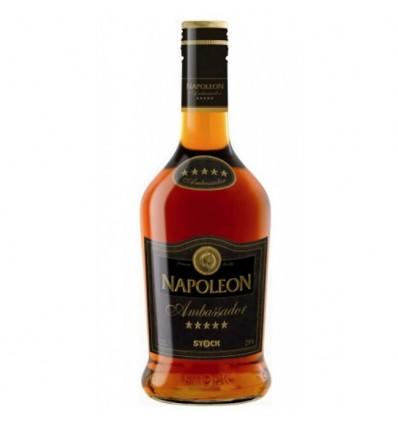 Brandy Napoleon Estuche 70 Cl
