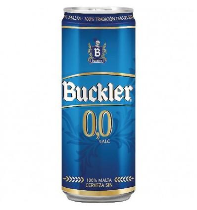 Beer Buckler 0% 33 Cl pack 8