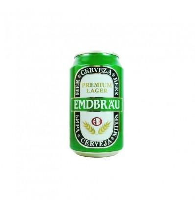 Bière Emdbrau 33 Cl pack 8