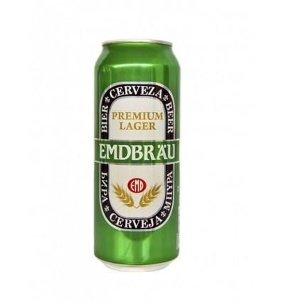 Bière Emdbrau 500 Ml pack 8