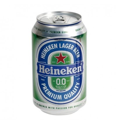 Bière Heineken 0%33 Cl pack 8