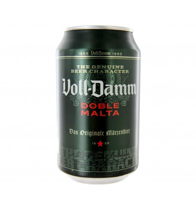 Beer Voll-damm33 Cl pack 8