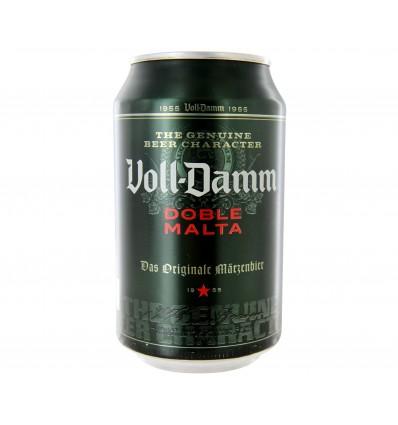 Bière Voll-damm33 Cl pack 8