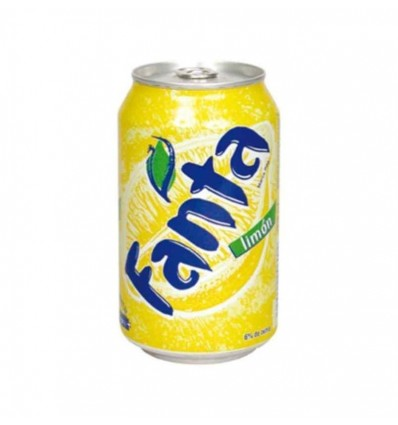 Fanta Limon 33 Cl pack 8
