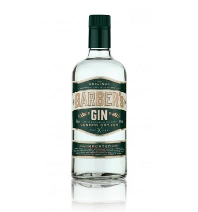 Ginebra Barber's Gin 70 Cl