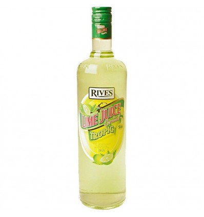Likör grüne Zitrone Rives 1 L
