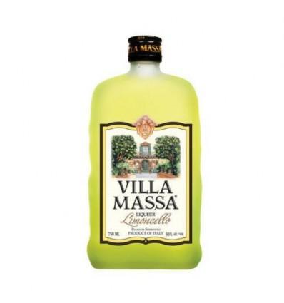 Liqueur Limonchelo Villa Massa