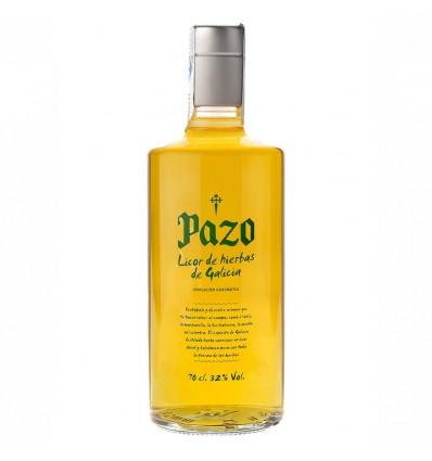 Licor Orujo Pazo Hierbas 70 Cl