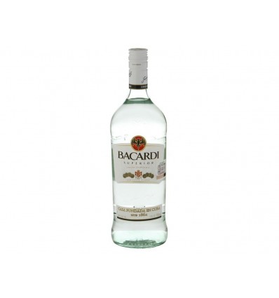 Rum Bacardi 1 L