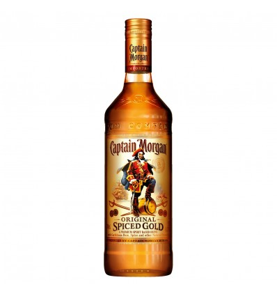 Ron Capitan Morgan Spiced  70 Cl