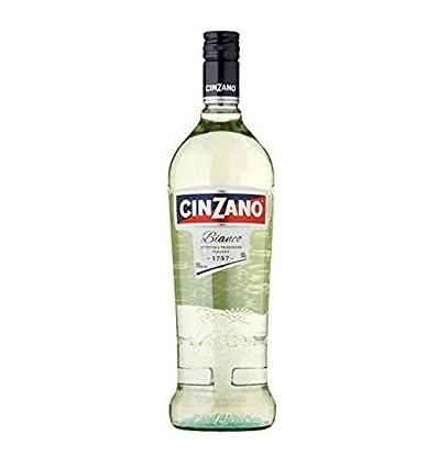 Vermout Cinzano Blanco 1L
