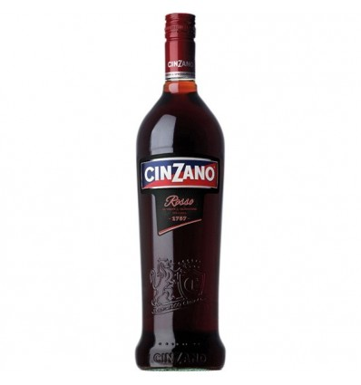 Vermout Cinzano Rouge 1 L