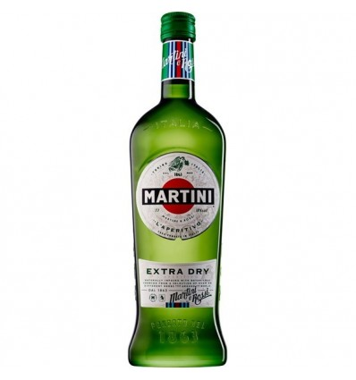Vermout Martini White Dry 1 L