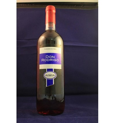 Vino Don Rodrigo Rosado 70 Cl