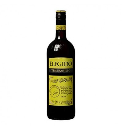 Wein Elegido Rot1 L