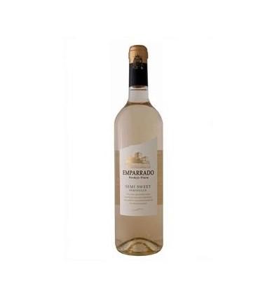 Wein Emparrado weiß Semi Dulce 75 Cl