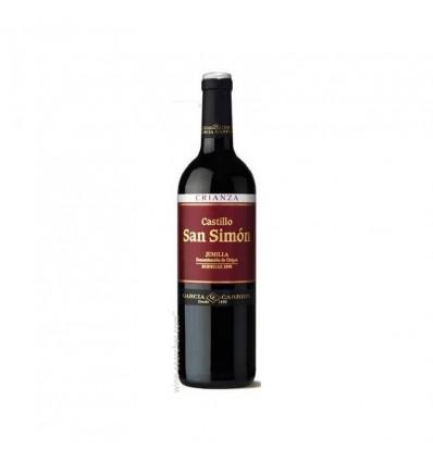 Vino Jumilla Castillo San Simon Tinto 75 Cl
