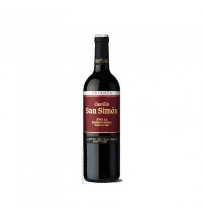 Wine Jumilla Castillo San Simon Red75 Cl