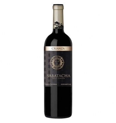 Wine Jumilla Sabatacha Crianza 75 Cl