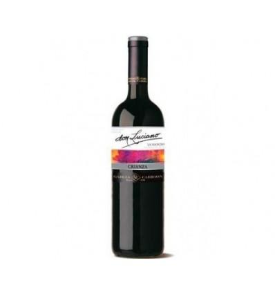 Vino Mancha Don Luciano Crianza Tinto 70 Cl