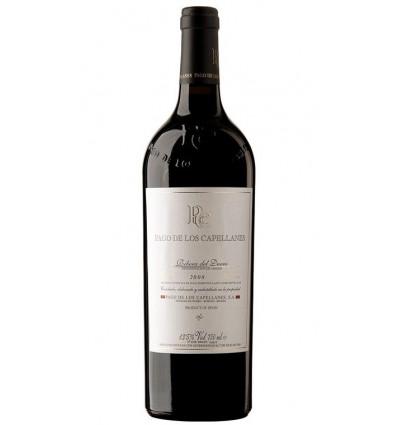 Vino Ribera Duero Pago De Capallanes Crianza 75 Cl