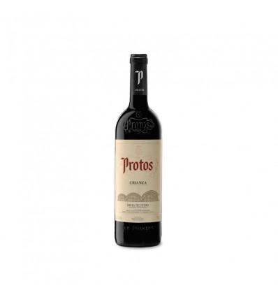 Vino Ribera Duero Protos Crianza Tinto 70 Cl