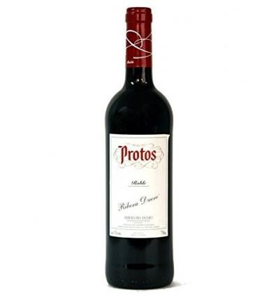 Wine Ribera Duero Protos Joven Red70 Cl