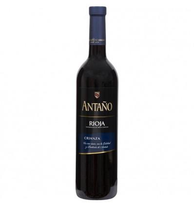 Wein Rioja Antaño Crianza 70 CL