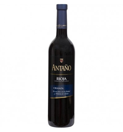 Wine Rioja Antaño Crianza 70 CL