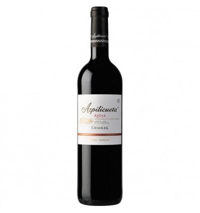 Wein Rioja Azpilicueta Crianza 75 CL