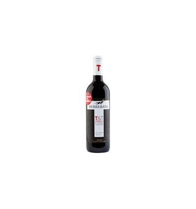 Wine Rioja Berberana T&t Joven Red70 Cl