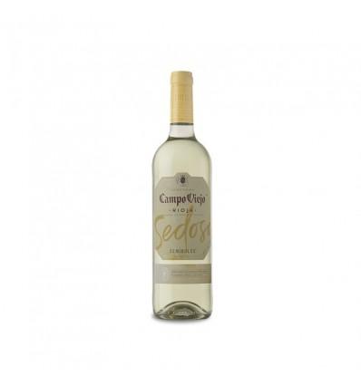 Wine Rioja Campo Viejo White HalfSweet 75 Cl