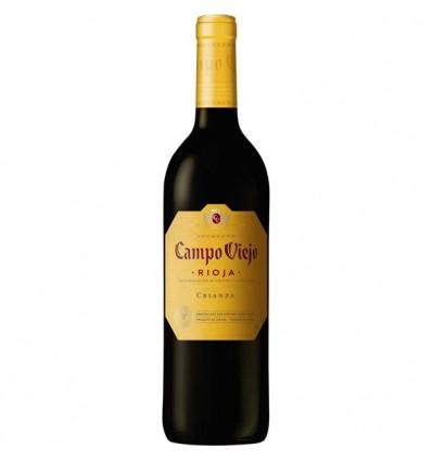 Wine Rioja Campo Viejo Crianza Red70 Cl