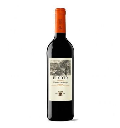 Wine Rioja Coto Crianza Red70 Cl
